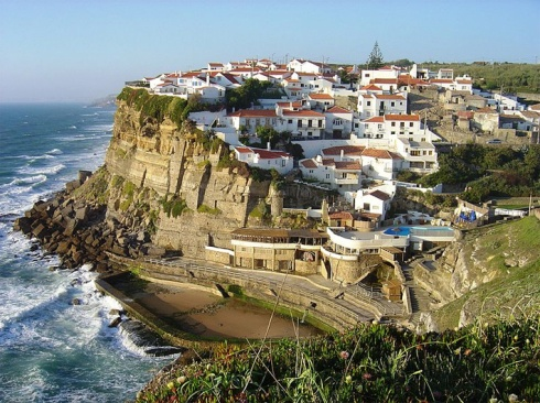 Colares region by the sea