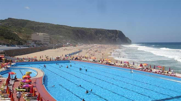 Portugal Praia Grande And Cabo Da Roca European Countries The Red Sea