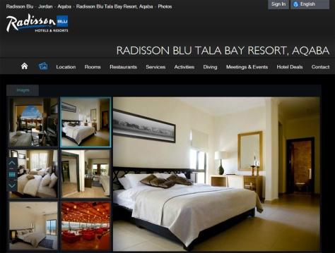 Radisson room pic
