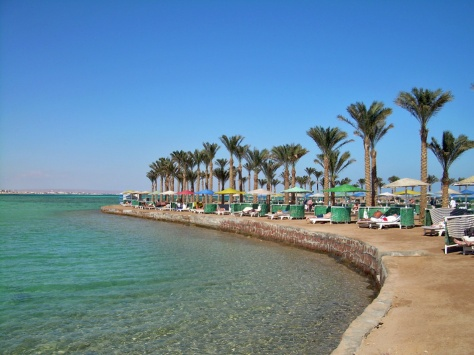 Hurghada_Blue Lagoon beach