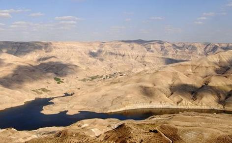 Wadi Jordan