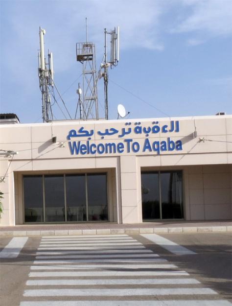 welcome to aqaba
