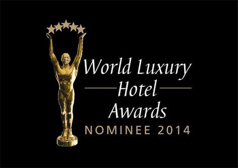 World Luxury hotel award contest