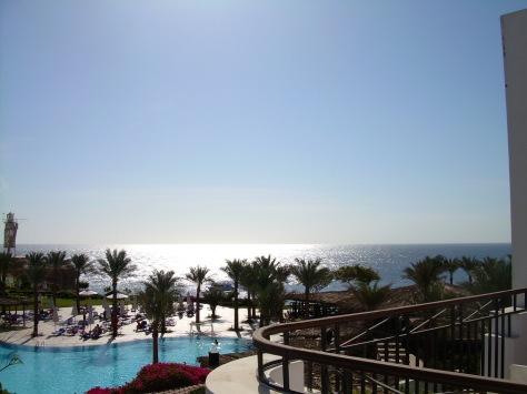 Sharm El Sheikh_aurinkoinen kaunis päivä