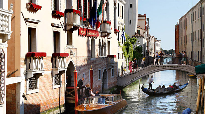 Italy venice and the dolomites vacations around the for Design boutique hotel venice