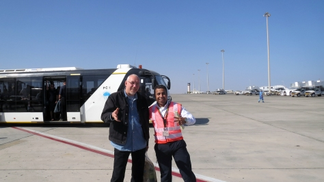 Welcome to Marsa Alam Airport