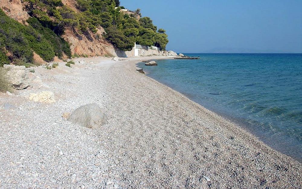Kinetta beach